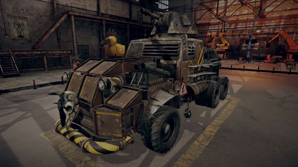Featured video: Crossout – Launch Trailer