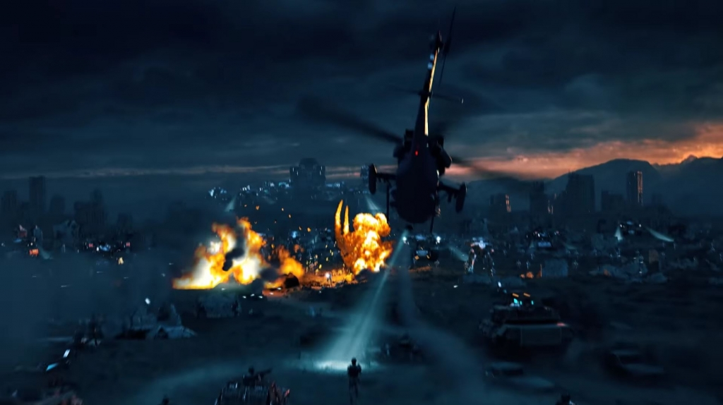 Featured video: Terminator Genisys: Future War – Official Trailer