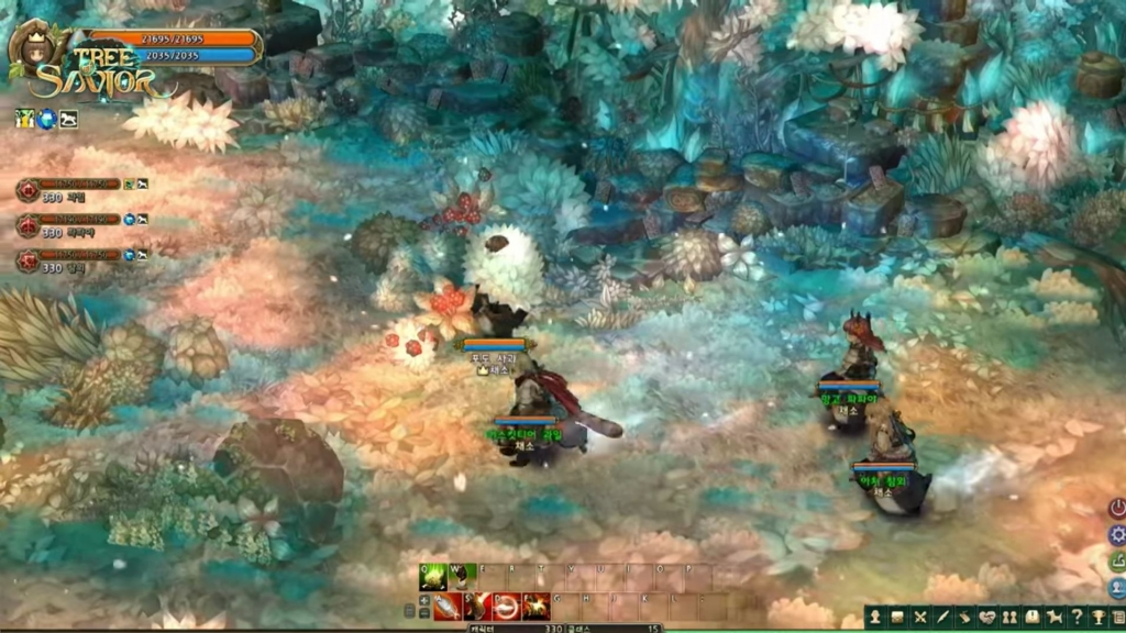 Featured video: Tree of Savior – Now's Your Chance Teaser