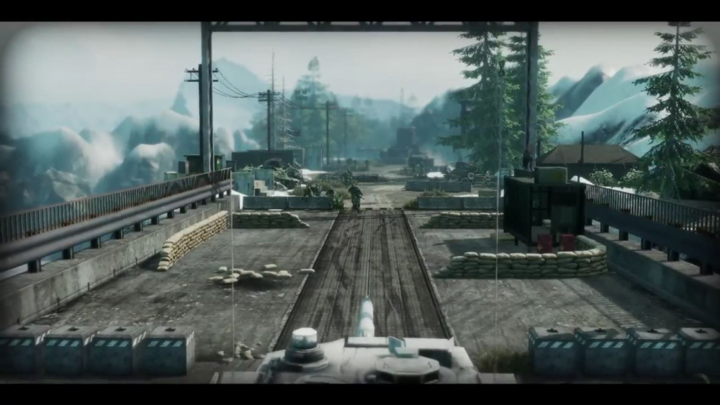 Featured video: Warfare Online – Trailer