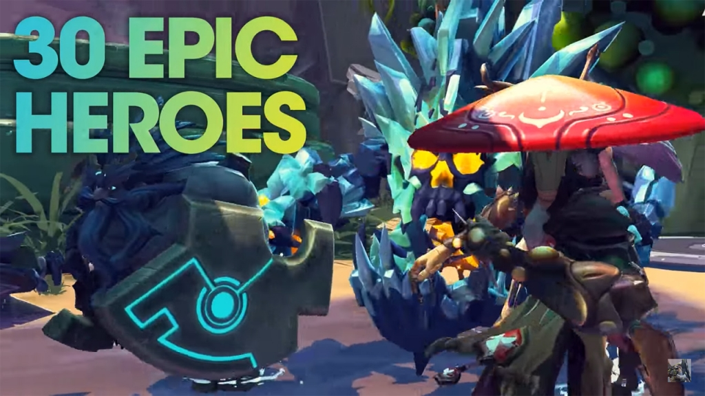 Featured video: Battleborn: Competitive Online Overview