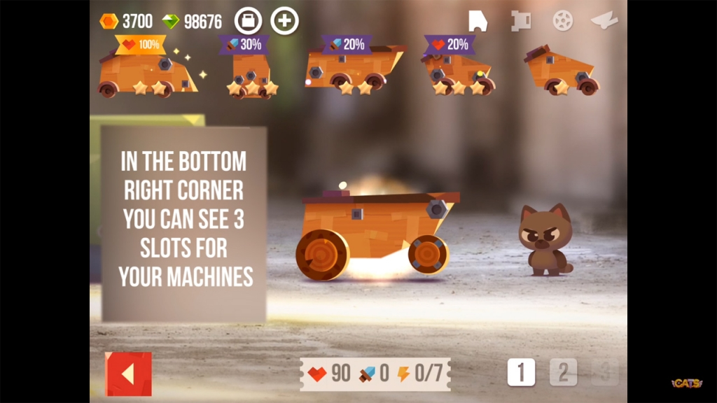 Featured video: C.A.T.S. Update 2.1 – Third Car Slot and Customization Update