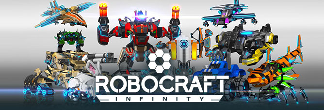 Robocraft Infinity Overview | OnRPG