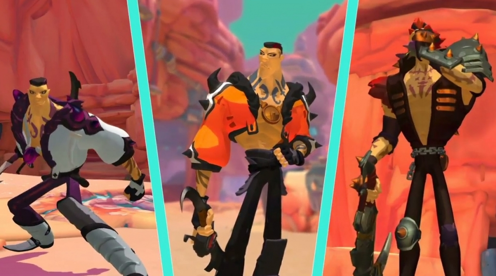 Featured video: Gigantic: Hero Overview – Ramsay