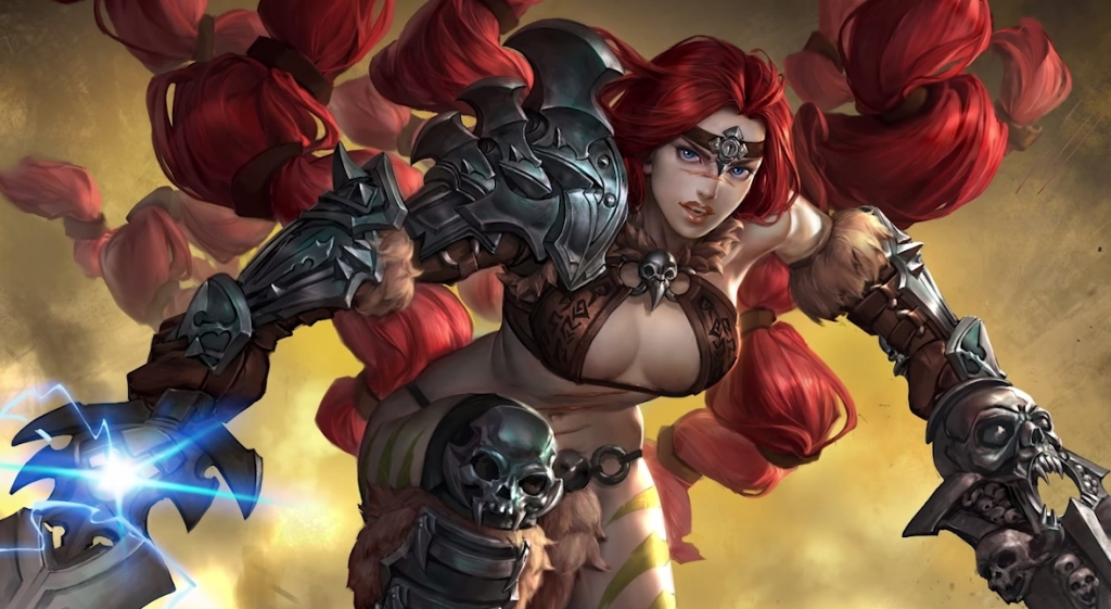 Featured video: Vainglory: Red Rona Legendary Skin Reveal
