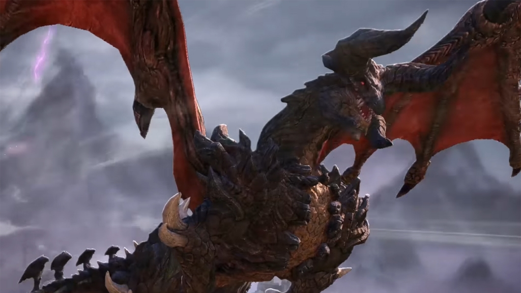 Featured video: TERA Online: Dragonsire's Revenge Trailer