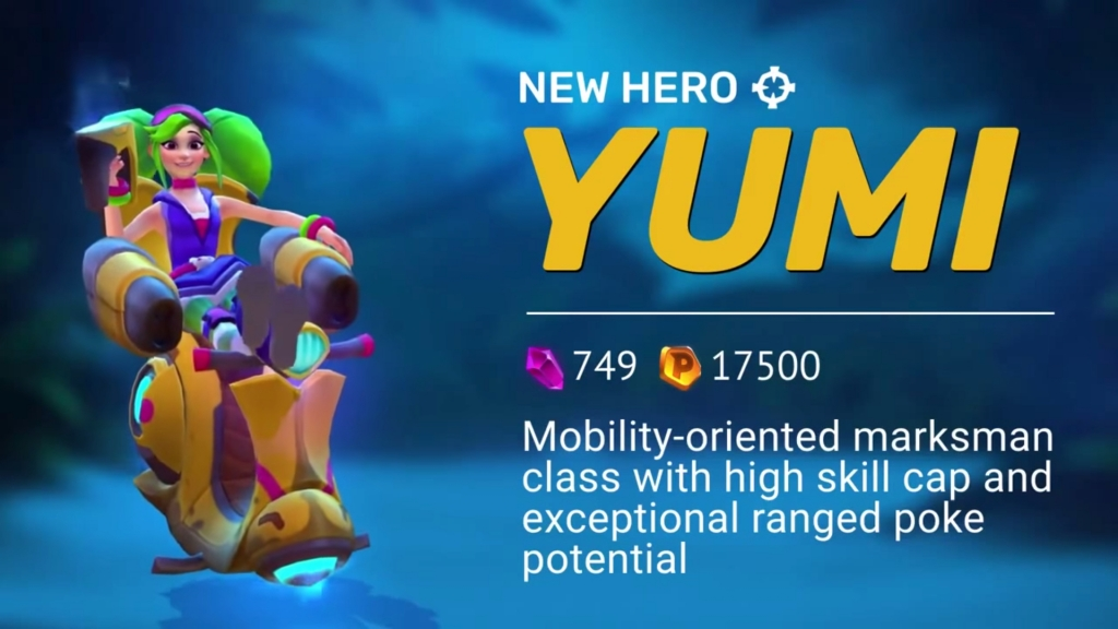 Featured video: Planet of Heroes: Yumi is here