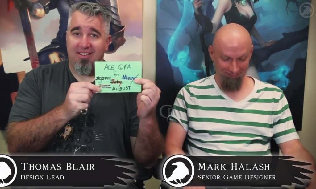 Featured video: Crowfall – ACE Q&A for August: Game Systems