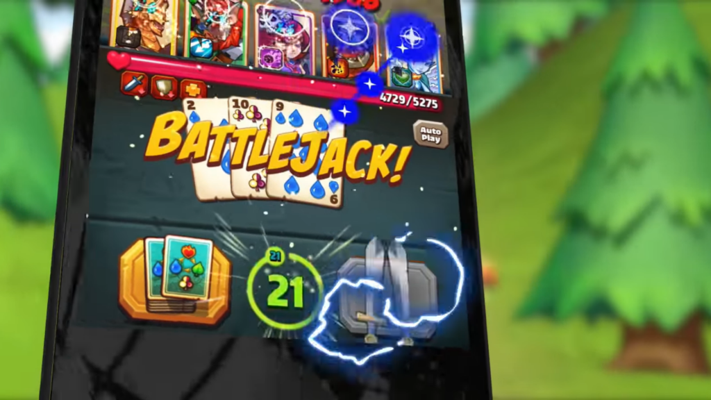 Featured video: Battlejack Trailer