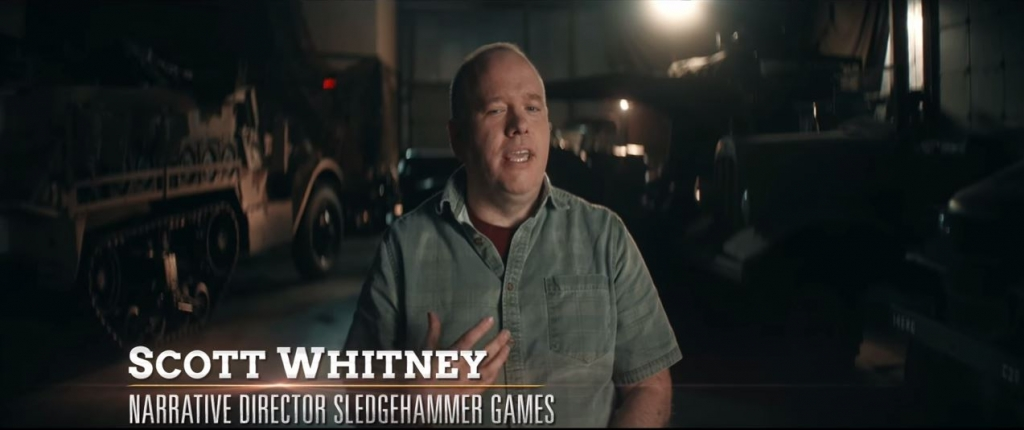 Featured video: Official Call of Duty: WWII – 'Brotherhood of Heroes' Documentary