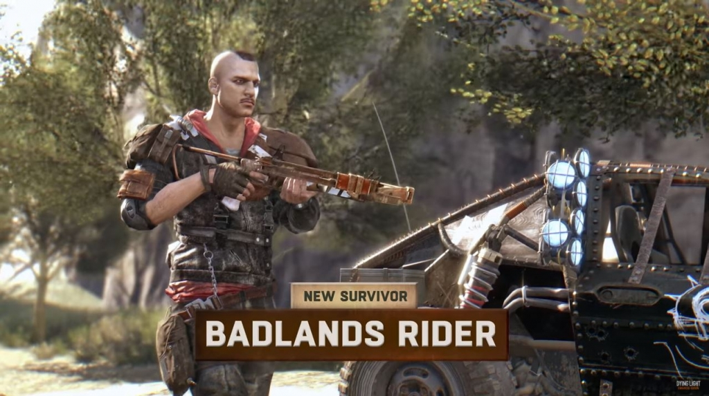Featured video: Dying Light Content Drop #10 – Badlands Rider