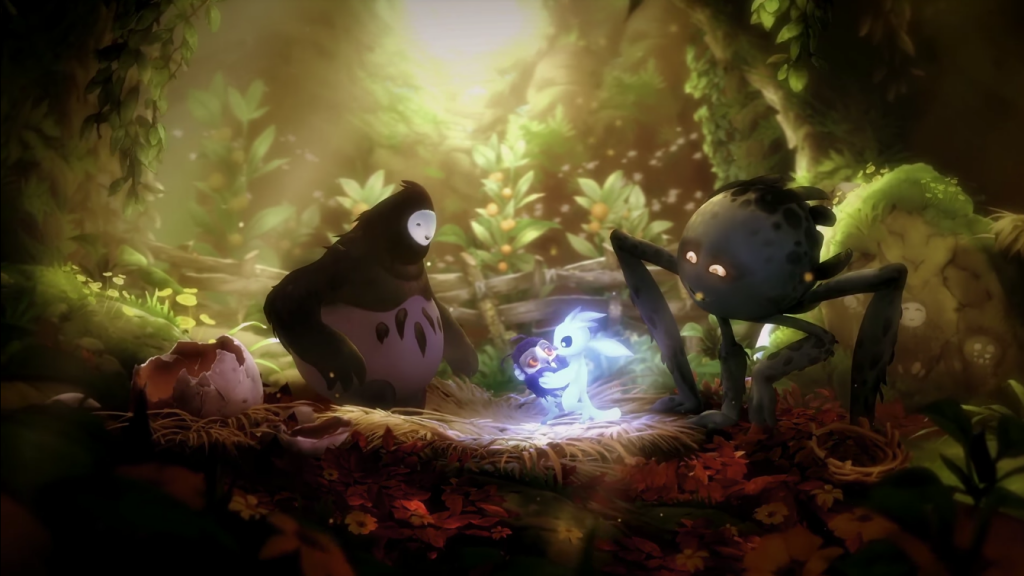 Featured video: Ori and the Will of the Wisps Gameplay Trailer (E3 2018)