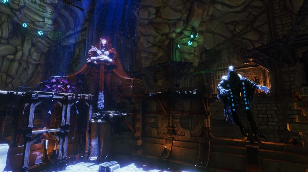 Featured video: Underworld Ascendant: E3 Trailer