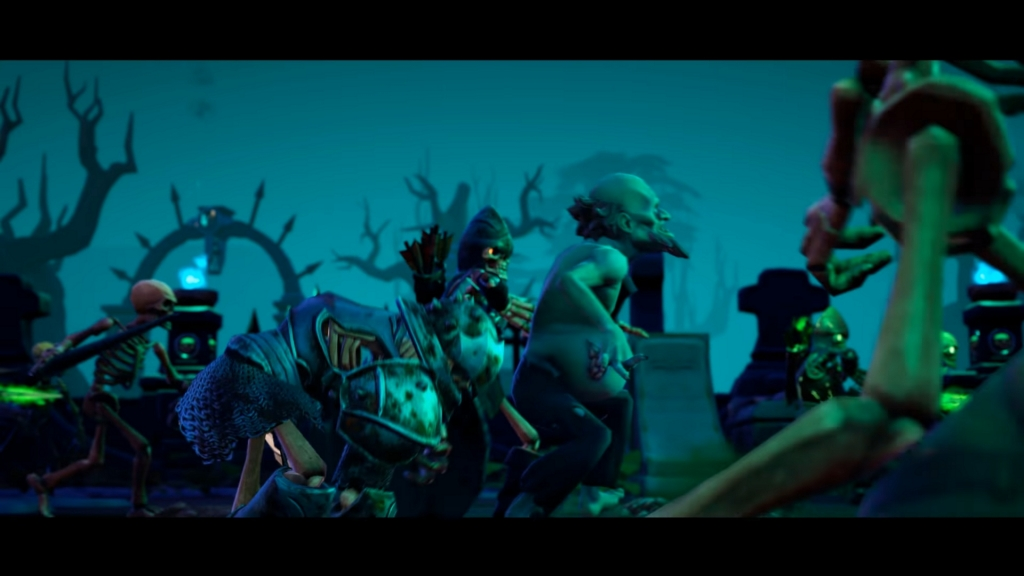 Featured video: Torchlight Frontiers Announce Trailer