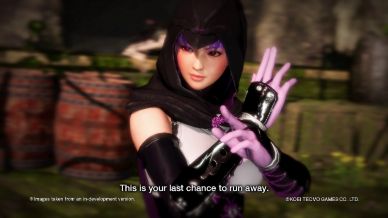 Featured video: Dead or Alive 6 Hits Stores February 2019