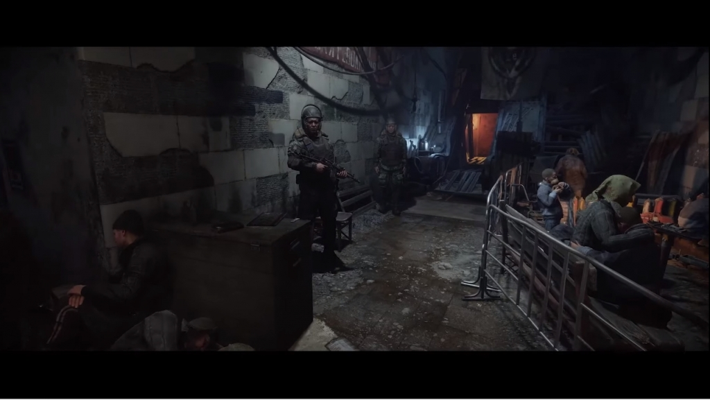 Featured video: Metro Exodus – The Two Colonels Reveal Trailer