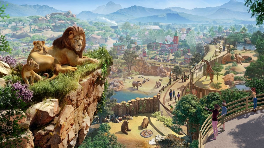 Featured video: Planet Zoo's Beta Begins in September 2019