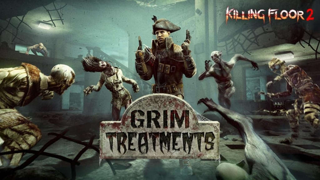 Featured video: Killing Floor 2's 'Grim Treatments' Update Launches Today