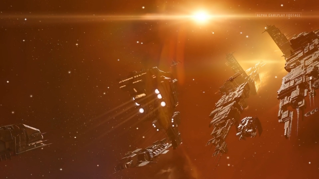 Featured video: EVE Echoes Gameplay  Trailer