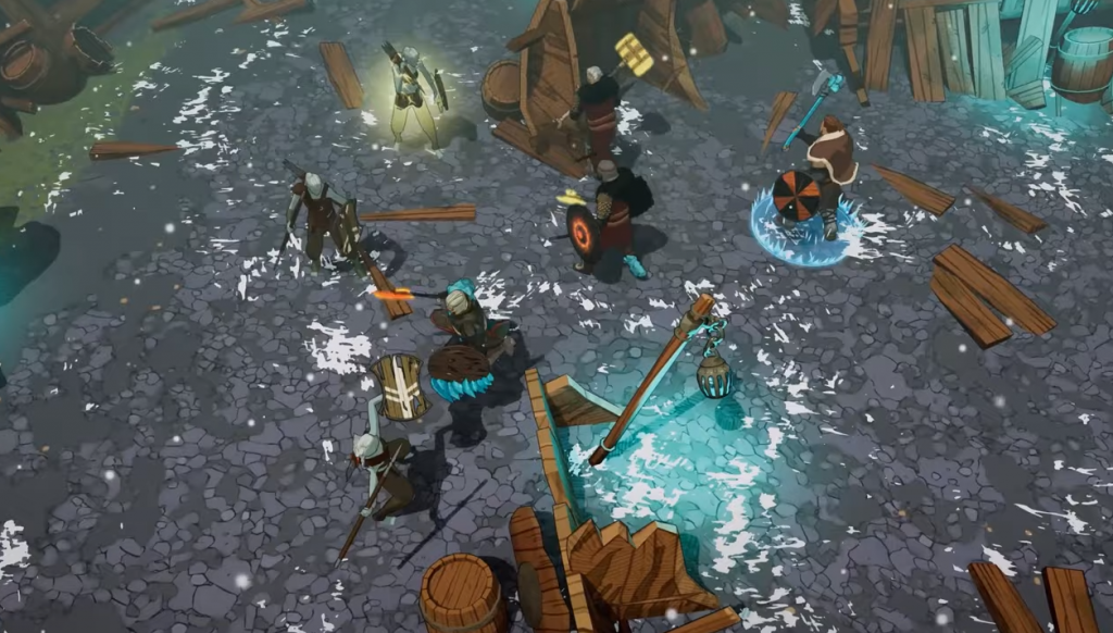 Featured video: Tribes of Midgard Gameplay Reveal Trailer