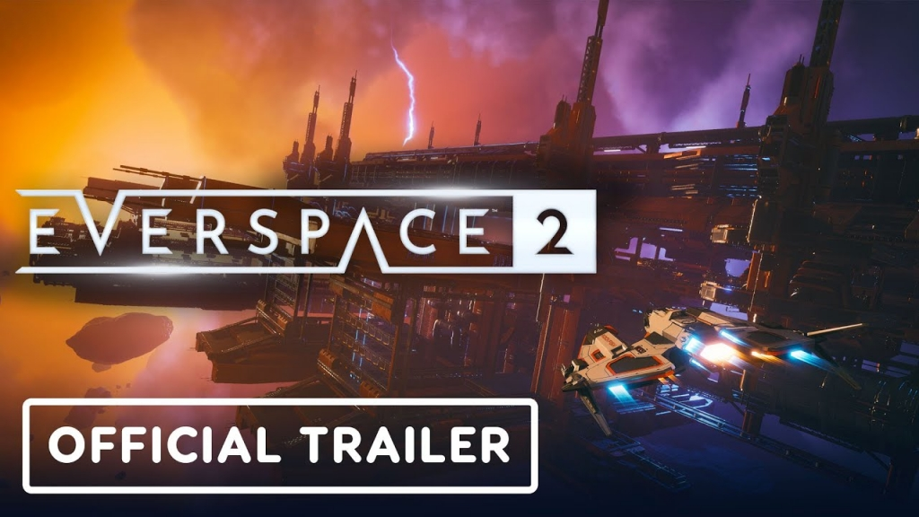 Featured video: EverSpace 2 Gamescom 2020 Trailer